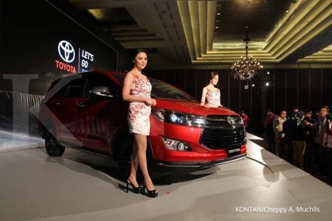 Setiap bulan, Toyota Venturer terjual 600 unit