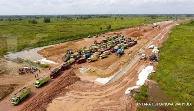 Proyek infrastruktur Rp 570 T tanpa APBN