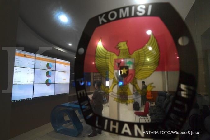 RUU terganjal, KPU susun draft aturan pemilu 2019