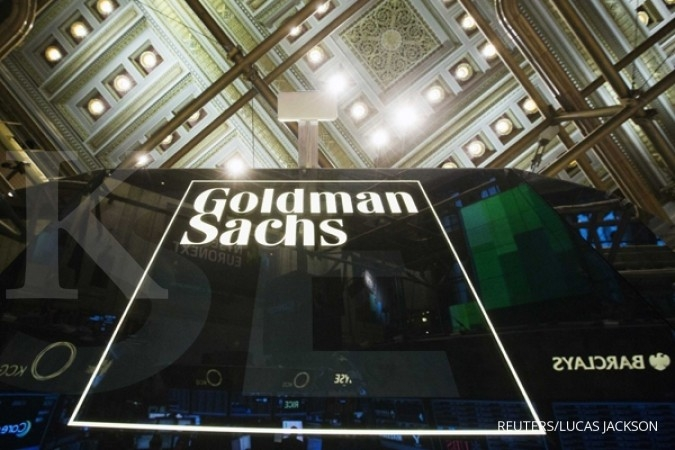 Goldman, Morgan Stanley bersiap keluar London