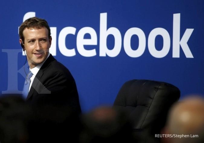 Facebook gandeng kreator video untuk isi Watch