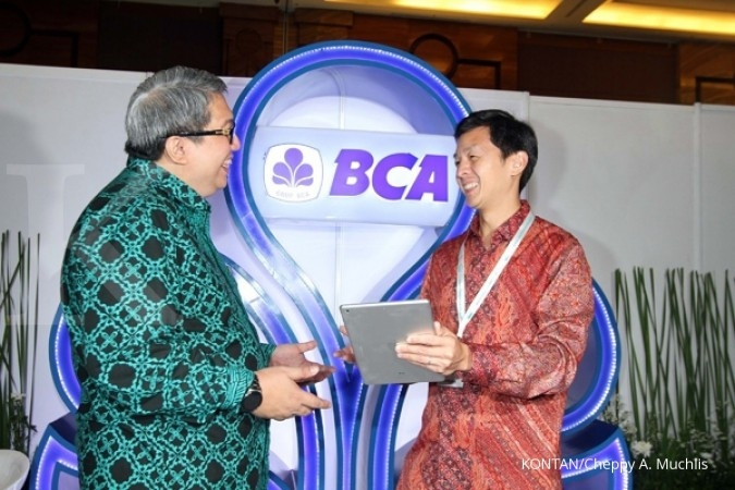 Semester 1, capex BCA baru terkucur 22,5%