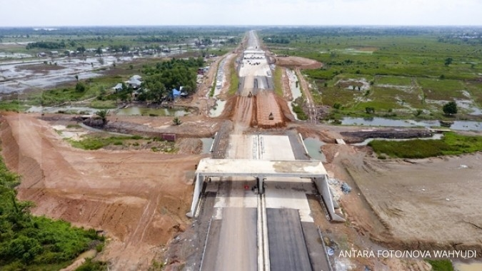 Hutama Karya gelontorkan dana talangan Rp 4,65 T