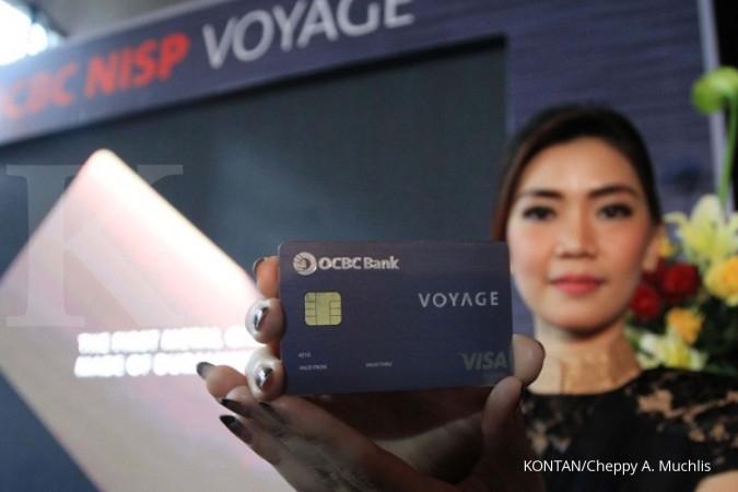 OCBC NISP incar pengguna kartu debit naik 20%