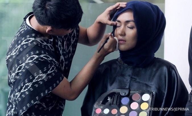Bisnis kosmetik semakin cantik