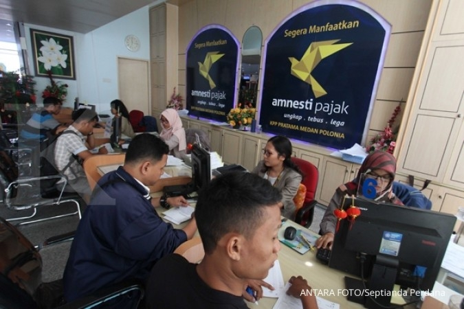 Indonesia scrambles in tax amnesty final countdown