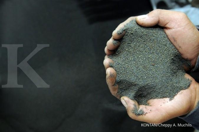 Angka rekomendasi ekspor mineral mentah fantastis