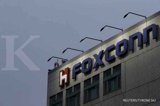 Foxconn dan IDG patungan bikin startup otomotif