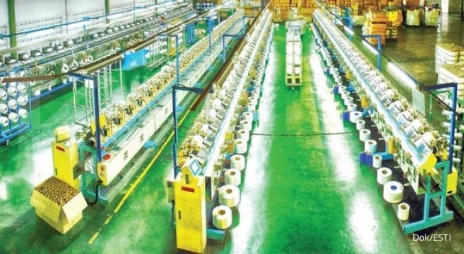 Impor borongan diperketat, penjualan benang naik