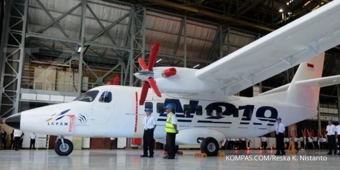 Kalimantan Utara beli pesawat N219 Nurtanio buat ambulans terbang