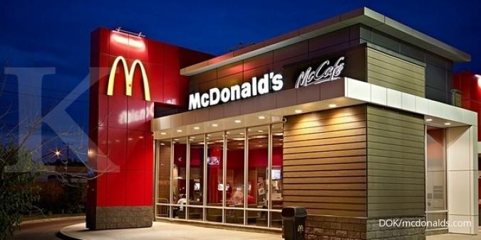 McDonald's hapus postingan yang menghina Trump