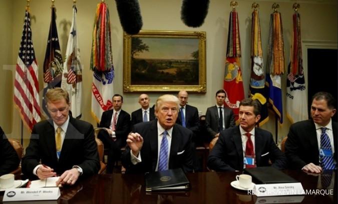 Trump bersiap teken larangan pengungsi masuk AS