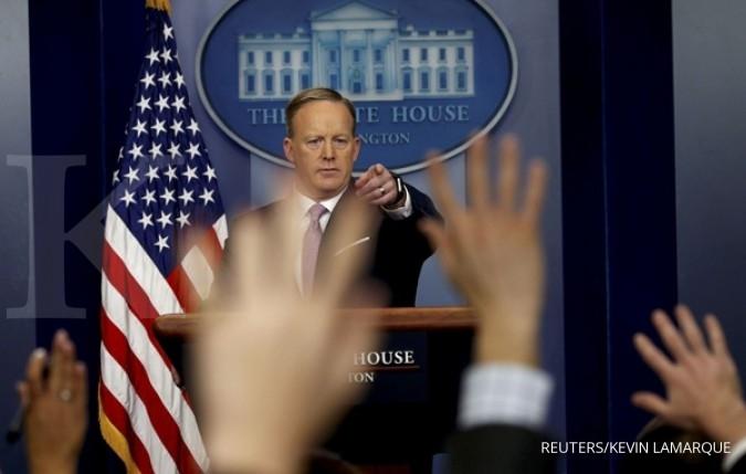 Trump ditinggalkan Juru bicara Gedung Putih
