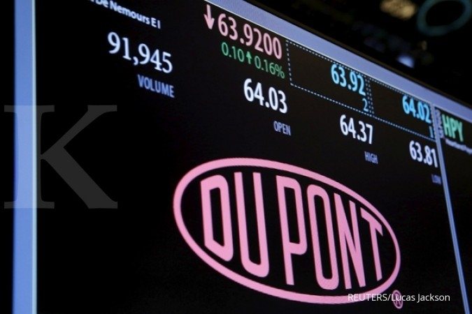 Akhirnya Dow Chemical dan DuPont resmi kawin