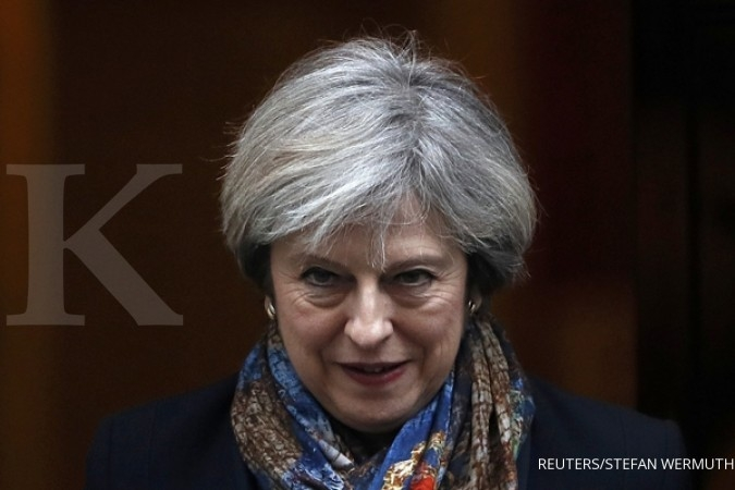 Inggris fokus perjanjian dagang dengan Turki