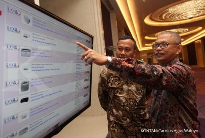 Pebisnis daring siap ikut daftarkan barang di LKPP