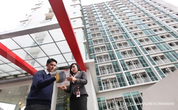 Menghitung biaya bulanan tinggal di apartemen