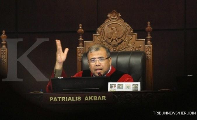 KPK: Patrialis janjikan uji materi dikabulkan