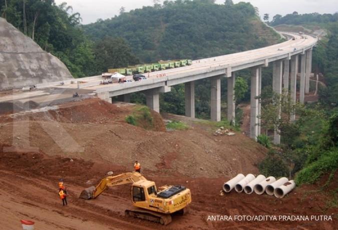 Bank Mega tertarik danai jalan tol dan pembangkit