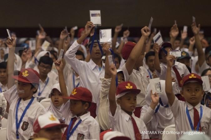 4,1 juta anak Indonesia tak sekolah