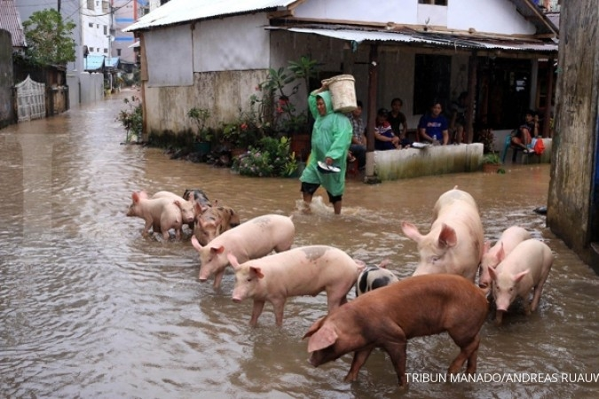 JICA kucurkan pinjaman cegah banjir Manado