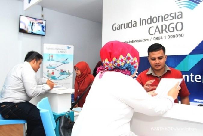 Garuda fokus garap angkutan kargo e-commerce