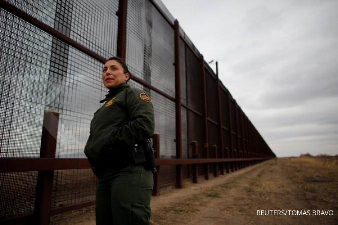 Bujet tembok AS-Meksiko US$ 21 miliar