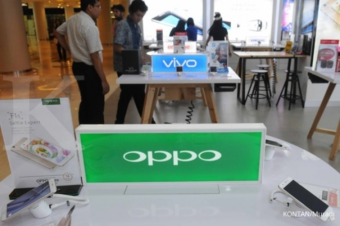 Resmi dipasarkan, Oppo F3 plus dilego Rp 6,4 juta
