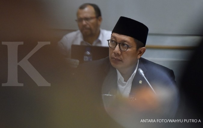 Menteri Agama: Awal puasa Ramadan mulai Sabtu esok