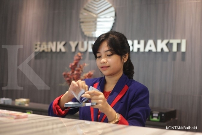 BBYB Bank Yudha Bhakti siap tambah modal lewat rights issue