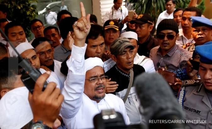 5 Newsmakers: Dari Fahri Hamzah hingga Rizieq