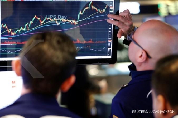 Trump masih mendominasi, Wall Street rekor lagi