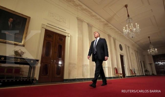 Informasi travel ban Donald Trump yang bikin geger