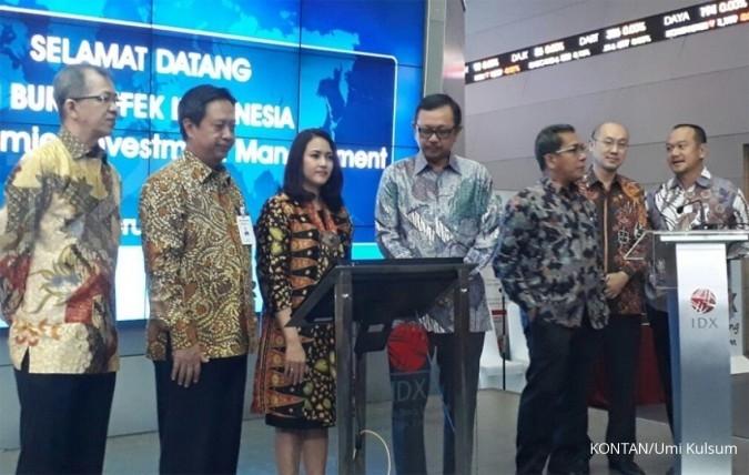 ETF Indonesia Sovereign Bonds bagikan dividen