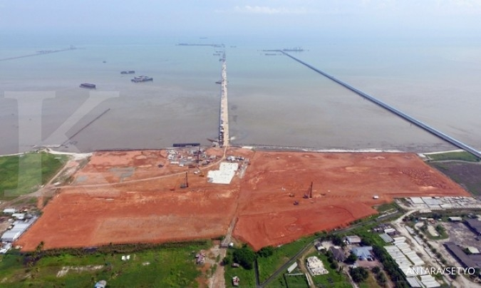 Jokowi dukung Kuala Tanjung jadi hub internasional