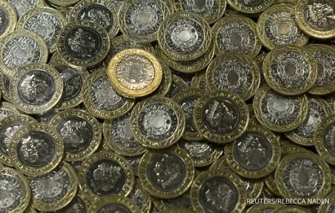 Pound unggul dihadapan yen