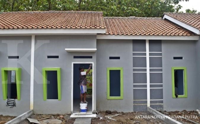 Pemerintah anggarkan Rp 14 T untuk rumah subsidi