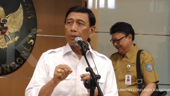 Wiranto janji jaga keamanan unjuk rasa 5 Mei