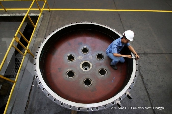 Siemens Indonesia pasok komponen turbin ke Mesir