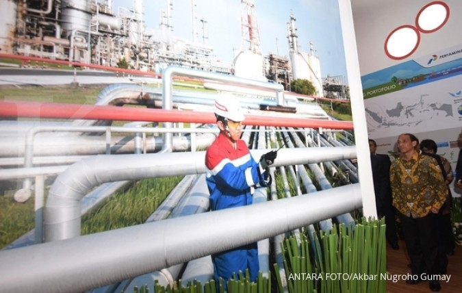 Indonesia perlu US$ 80 M bangun infrastruktur gas