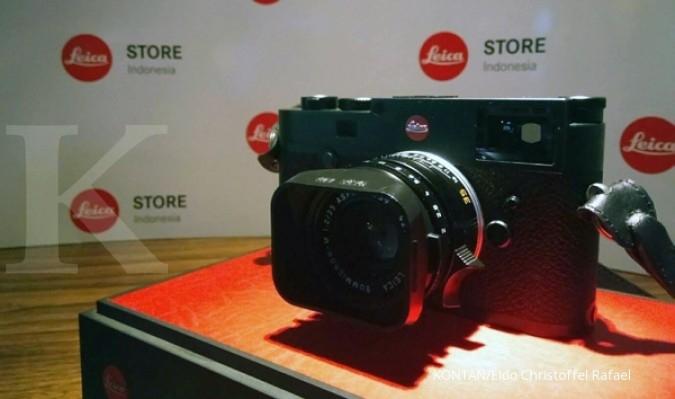 Kamera Leica M10 dibanderol Rp 99 juta