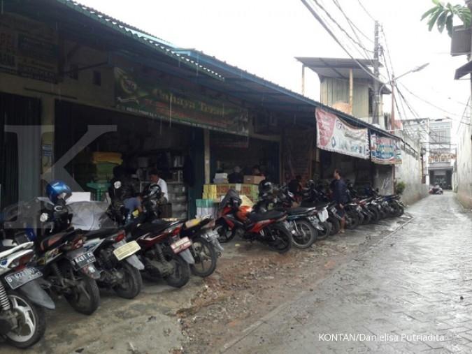 Riuhnya sentra percetakan di Tangerang (1)