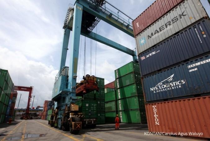 Pelindo II bidik trafik peti kemas 6,8 juta TEUs