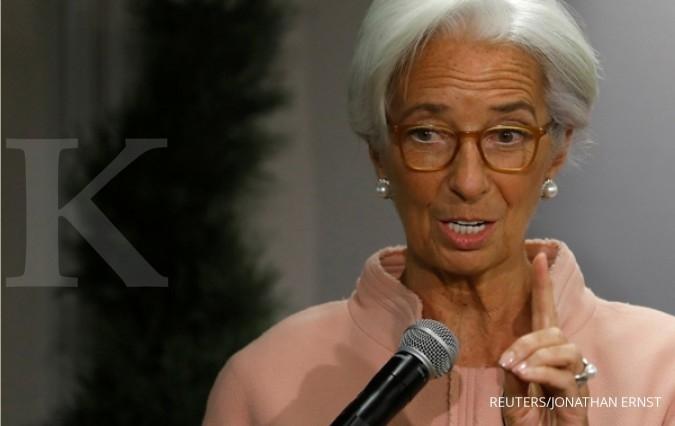 IMF sebut risiko Asia dari Trump dan The Fed