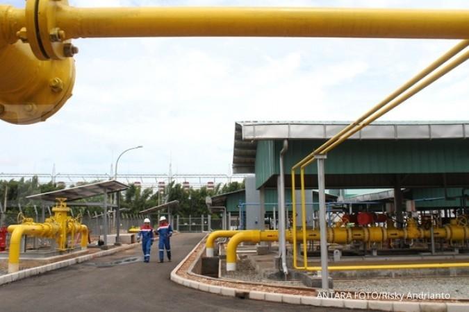 Rumusan impor gas industri tak kunjung jelas