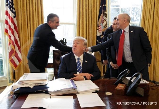 Banding kebijakan anti imigran Trump ditolak