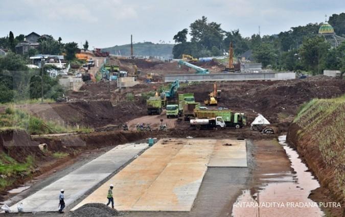 Pembebasan lahan tol Semarang-Batang baru 80%