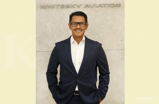 Cerita bos Whitesky Aviation kapok investasi valas