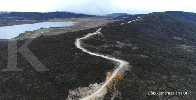 Kementerian PUPR turunkan ekspedisi jalan di Papua