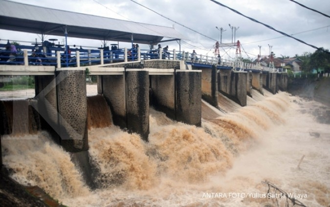 Katulampa Siaga III, warga Jakarta waspada banjir